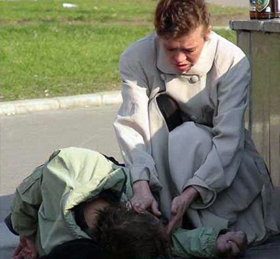 Only In Russia You Can Revive People This Way