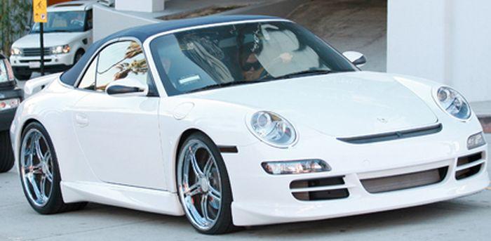 Cars of Celebrities