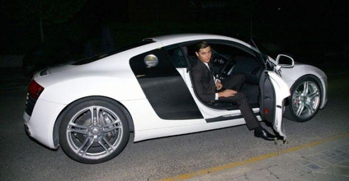 유명 인사의 자동차