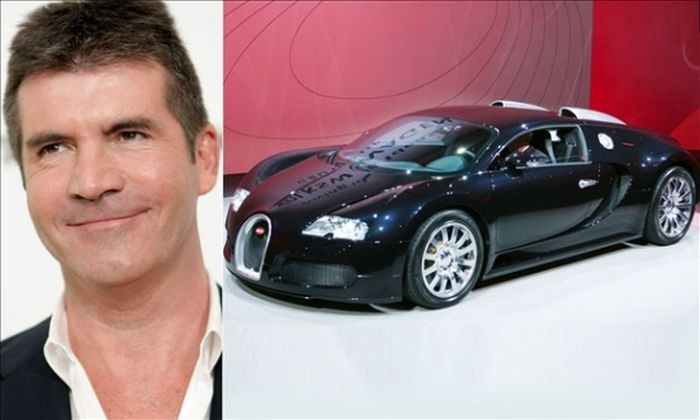 Cars of Celebrities