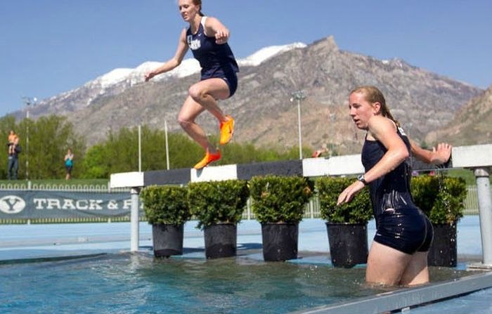 Steeplechase Fail