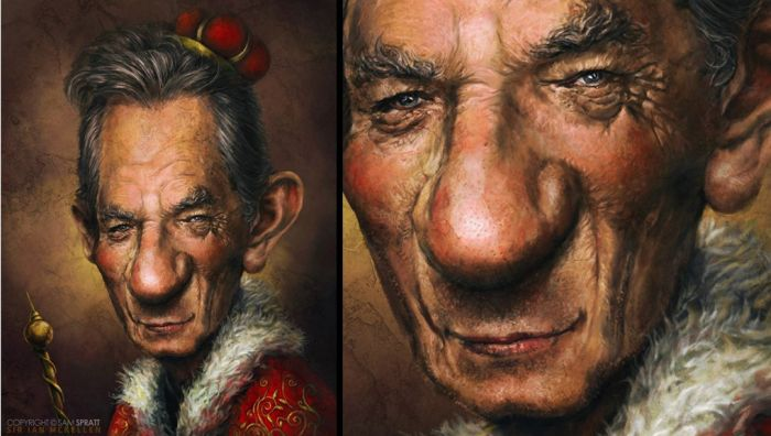 Illustrator Sam Spratt's Works