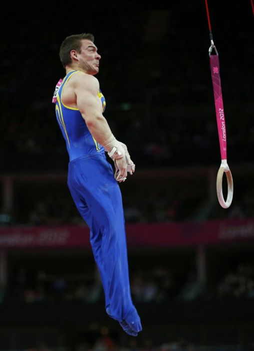Funny Faces of the 2012 Olympics