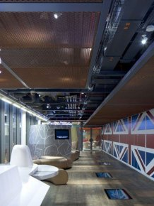 Brand-New Google Office in London