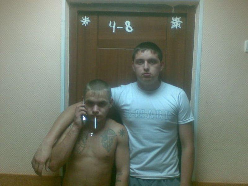 Juvenile Russian Hoodlums