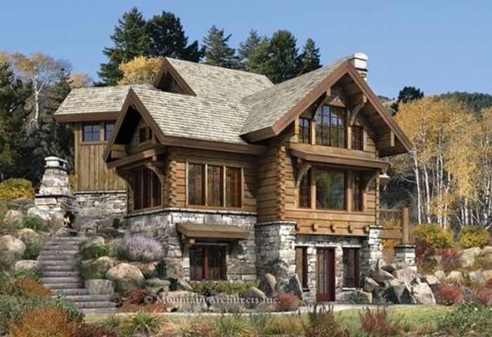 Awesome Log Cabins