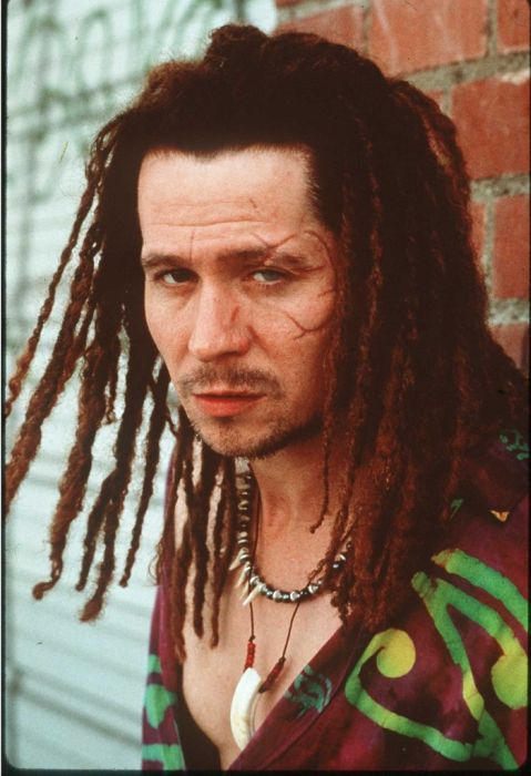 Many Faces of Gary Oldman