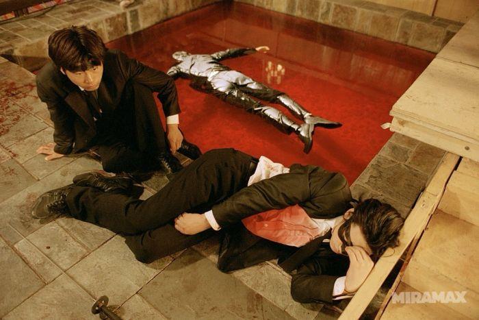 Behind the Scenes of a 'Kill Bill' Bloodbath