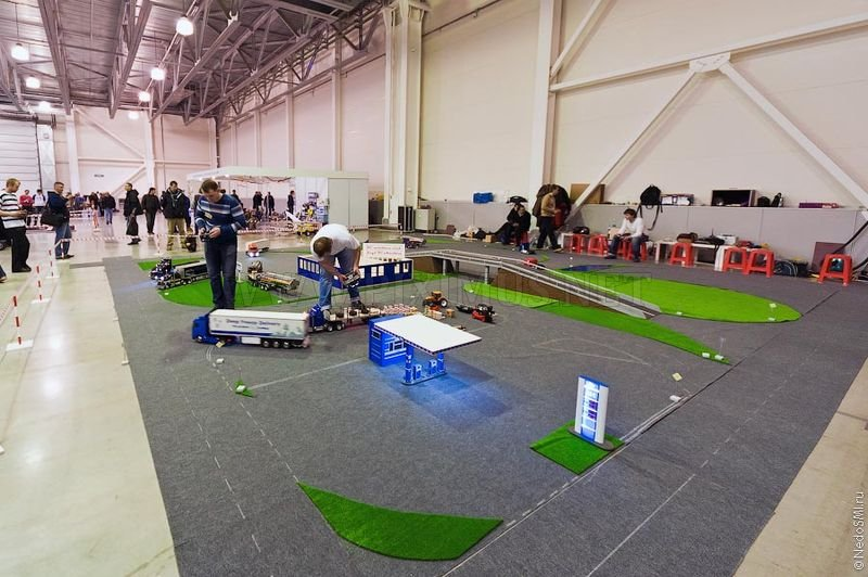 Moscow Hobby Expo 2011, part 2011