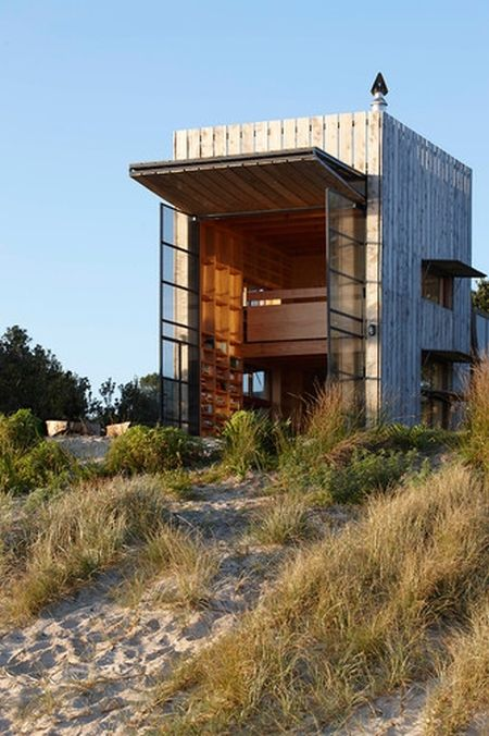 Beach House in New Zealand