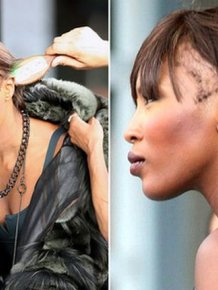 What Happened to Naomi Campbell' Hair?