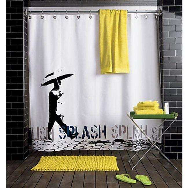 Creative Shower Curtains