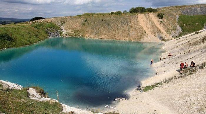 Lake of Bleach