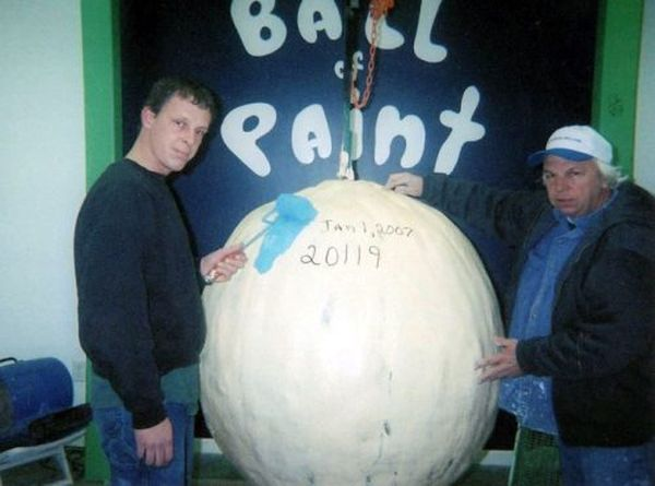 Ball of Paint
