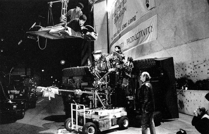 RoboCop. Behind the Scenes