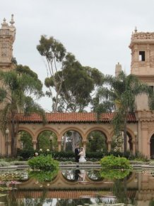 Balboa Park Destroyed