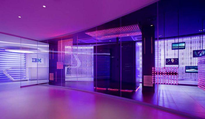 IBM HQ in Rome, Italy