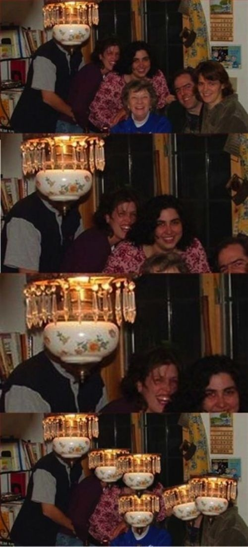 The Best Photobomb Faceswaps