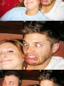 The Best Photobomb Faceswaps