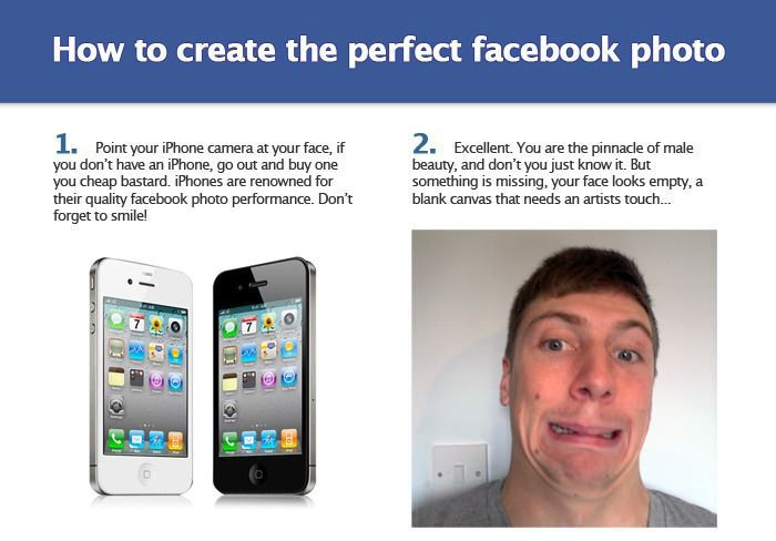 How to Create the Perfect Facebook Photo