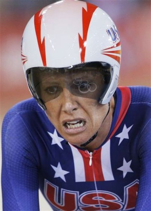 Crazy and Funny Olympic Photos