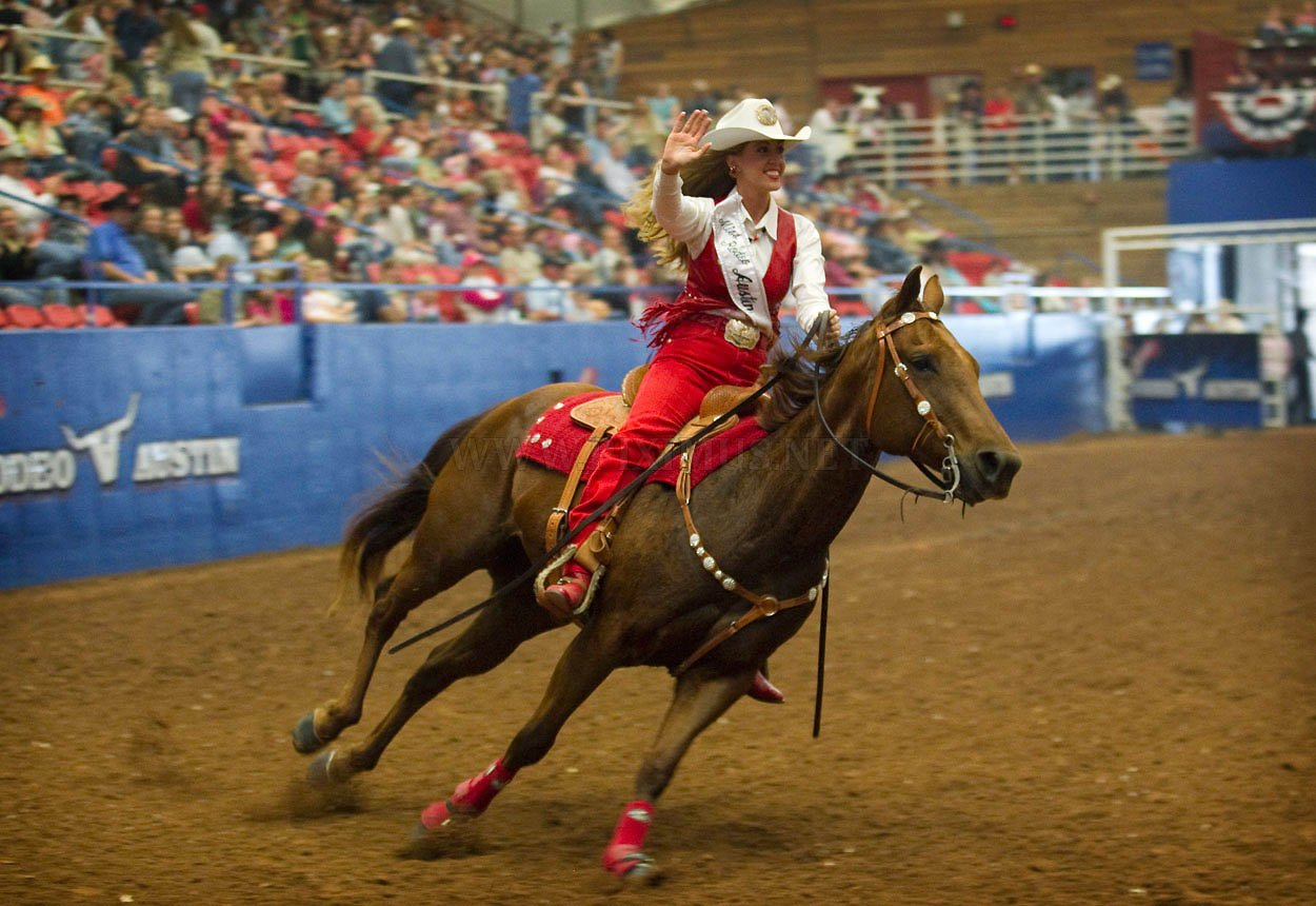 Beauty contest - Miss Rodeo