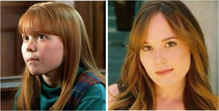 Kids' Celebrities Then and Now