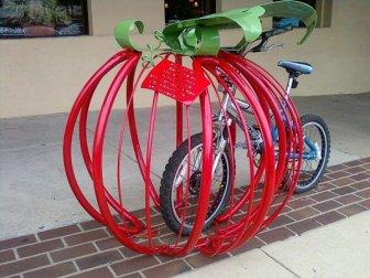 Absolutely Amazing Bike Racks