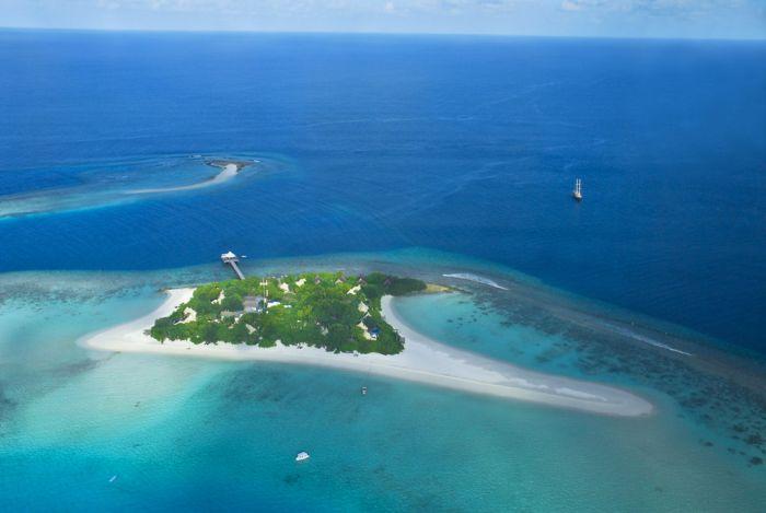 Banyan Tree Madivaru Maldives Hotel