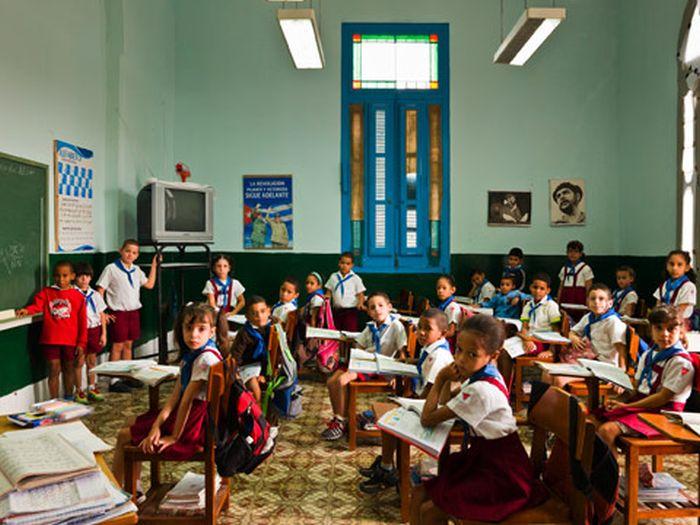 Classrooms Around the World