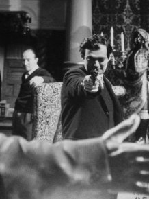 Stanley Kubrick at Work