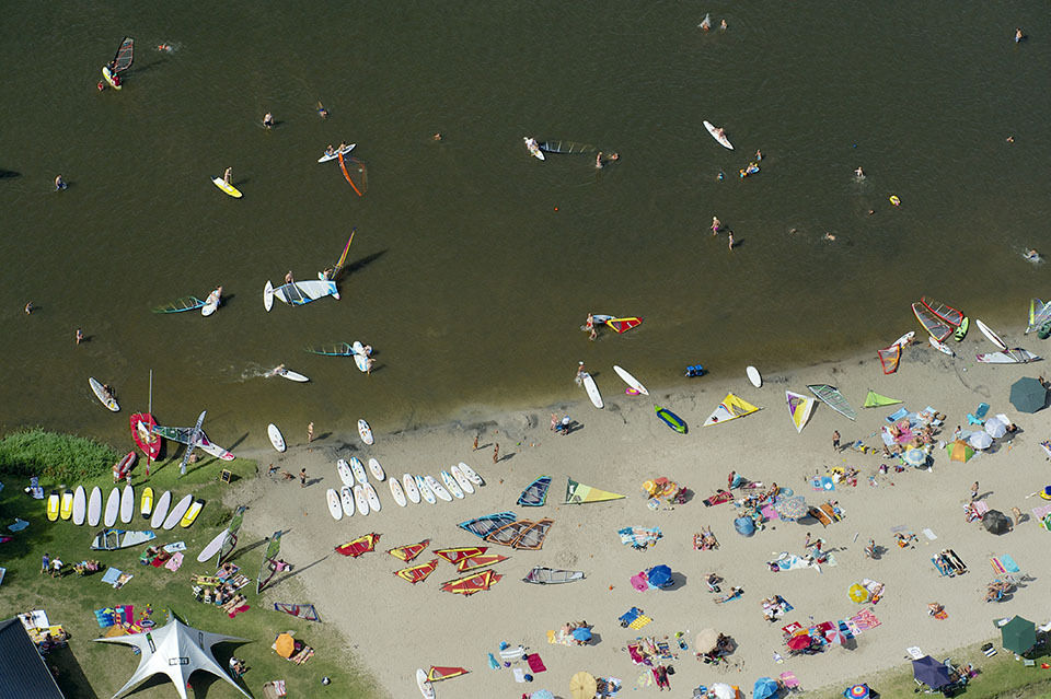 Summer Pictured from Above