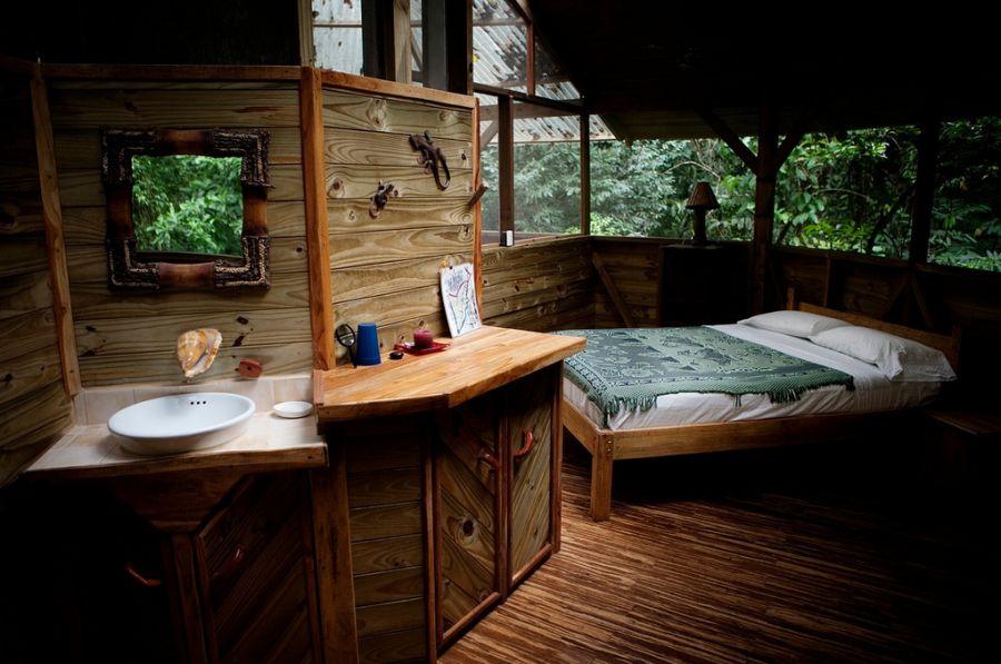Fantastic Treehouse Village in Costa Rica