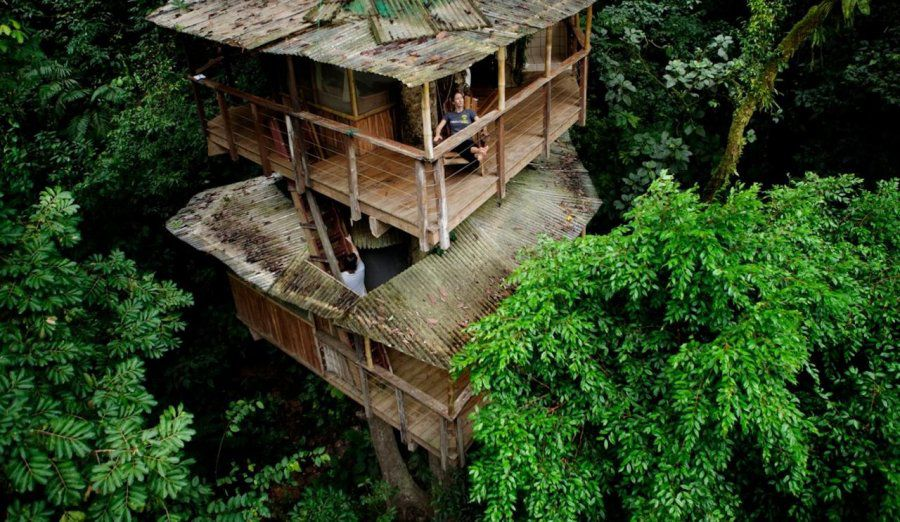 Fantastic treehouse village in costa rica others for Tree house costa rica