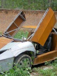 DIY Lamborghini Reventon