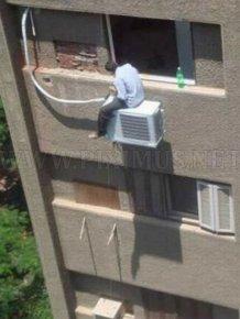Fearless Men Risk Life on Duty