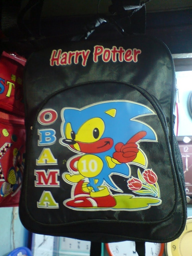 The Worst Knock-Offs Ever
