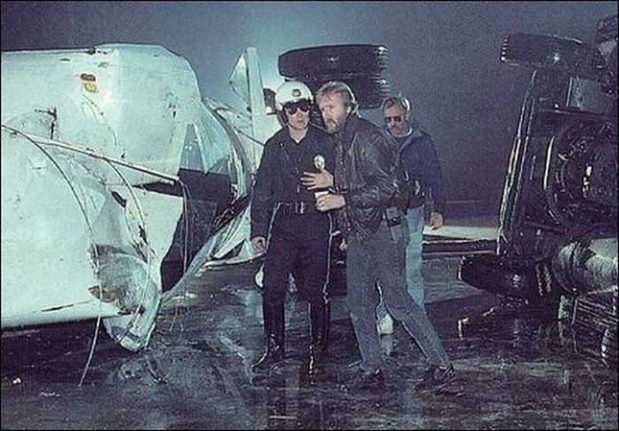 Behind the Scenes of the Famous Movies, part 2
