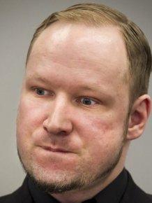 Inside Breivik's Cell in Norwegian Prison