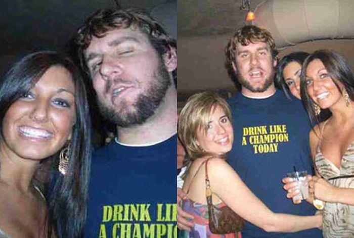 Drunken Athletes