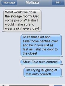 Sexting Fails