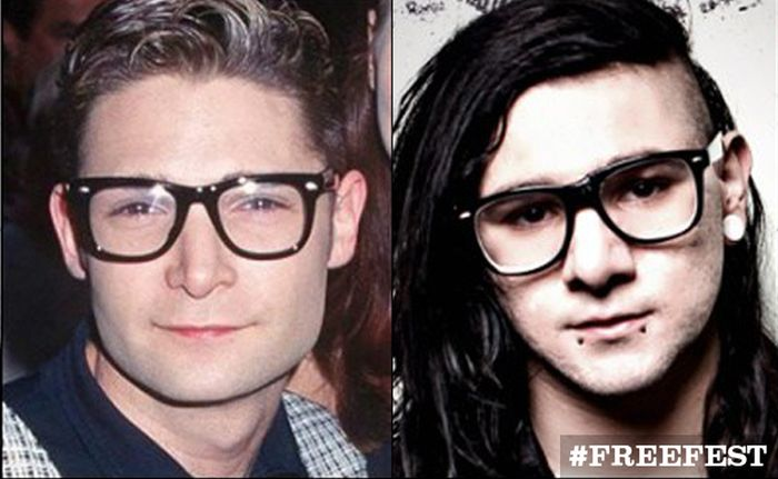 Celebrities And Their Musician Doppelgangers