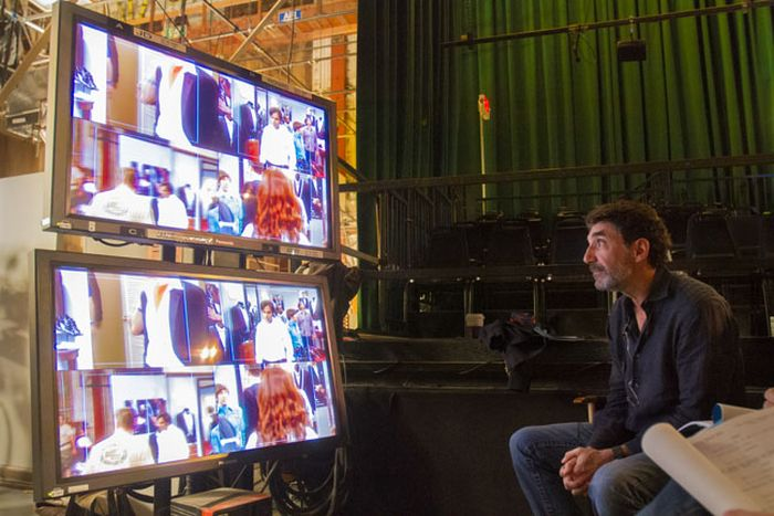The Big Bang Theory. Behind the Scenes