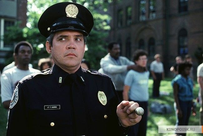 Police Academy. Then and Now
