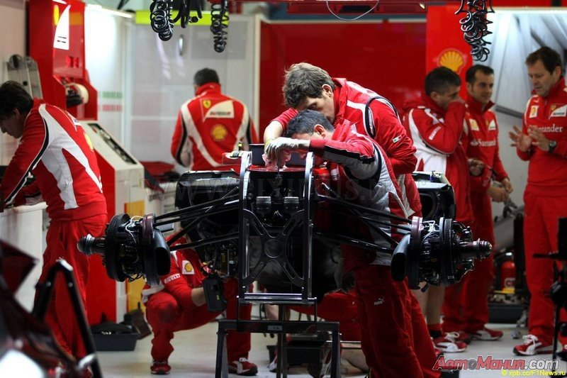 Formula 1, Behind the Scenes of the Australian Grand Prix 2011, part 2011