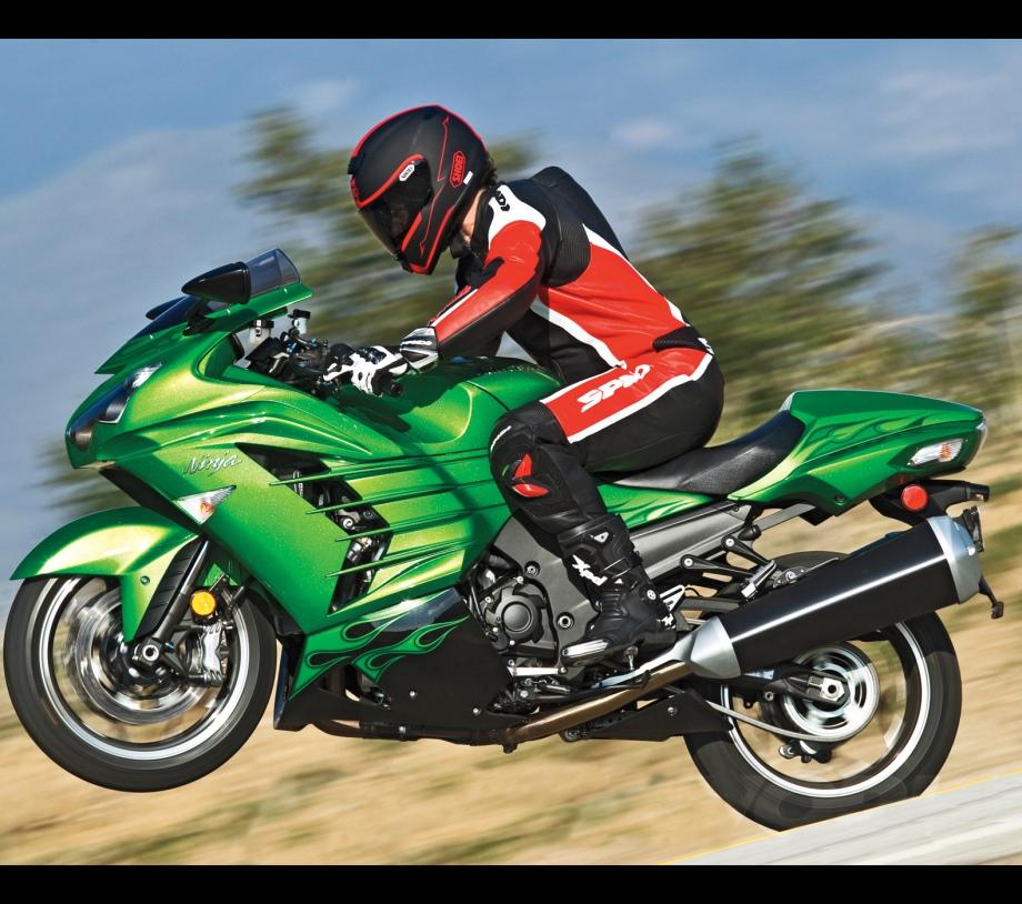 Kawasaki Ninja Zzr1400 Zx 14r Vehicles