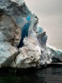 Icebergs by Camille Seaman