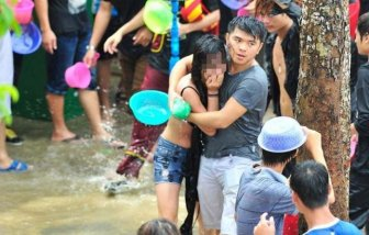 Water Splashing Festival in China Turns into Chaos