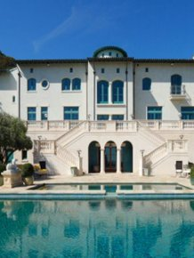 Robin Williams' House in California