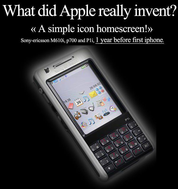 What Did Apple Really Invent?